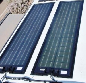 200 Watts of Solar Power